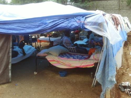 Matthew 25 Tent City