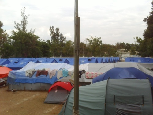 Mathew 25 Tent City