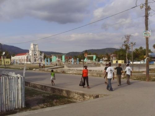 Aquin Town Square