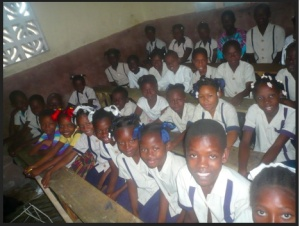 Brother Mareus school has 20 of our students who are very happy with their 3rd year in school.
